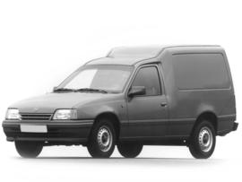 Opel Combo 1984-1993