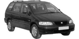 Honda Shuttle 1994-2004