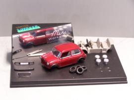 Modelauto Mini Workshop