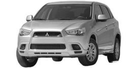 Mitsubishi Outlander 9/2009-2011/12