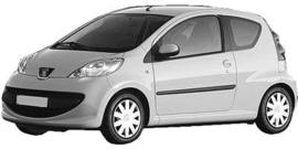 Peugeot 107 2005-2014