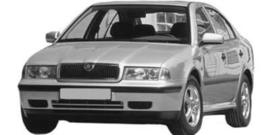 Skoda Octavia tot 2004
