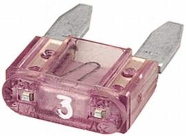 Mini steekzekering 3 A