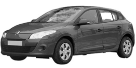 Renault Megane 2009-2015