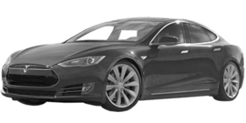Tesla Model-S vaanaf 11/2013