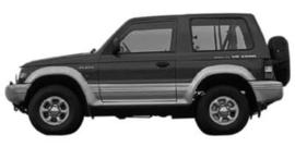 Mitsubishi Pajero 1991-1996 v20