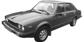 Honda Accord 1977-1982