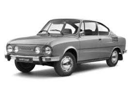 Skoda 100 , 110 1969 tot 1980