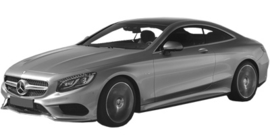 Mercedes S Coupe C/A217 2014+