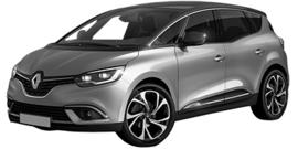 Renault Scenic 2016 +