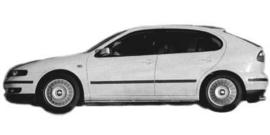 Seat Leon 12/1999 tot 08/2005