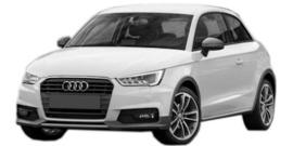 Audi A 1  vanaf 12/2014