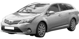 Toyota Avensis 2012-2015