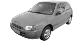 Toyota Starlet 1996-2000 EP9