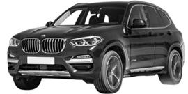 BMW X3 vanaf 08/2017