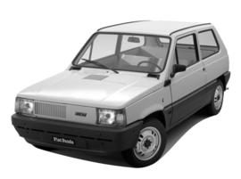 Fiat Panda 1980 - 1986