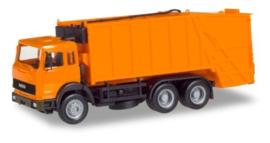 Iveco Turbo Vuilniswagen, oranje