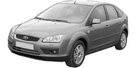 Ford Focus 2004-2008