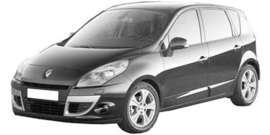 Renault Scenic 04/2009  -2016