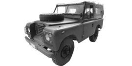 Landrover 88 /109 1967-1986