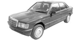 Mercedes C-Klasse W201 1982-1993