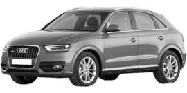 Audi Q3 06/2011 -2015