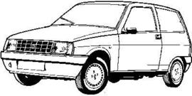 Lancia Y10 1985-1996