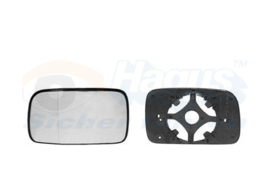 Spiegelglas VOLKSWAGEN CADDY 1996 - 2003 Links