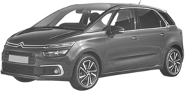 Citroen C4 Spacetourer 2018+
