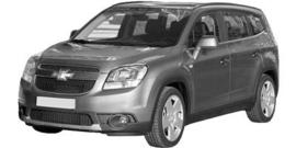 Chevrolet Orlando 2011+