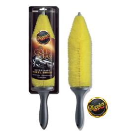 Ultra-Safe Wheel Spoke Brush