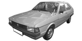 Volkswagen Passat  09/1980-05/1988