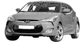Hyundai Veloster 2011+