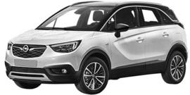 Opel Crossland X 6/2017+