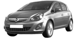 Opel Corsa D 01/2011-2015