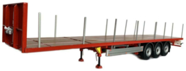 PACTON FLATBED TRAILER ROOD Marge Models