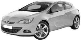 Opel Astra J 2011+ 3P/D