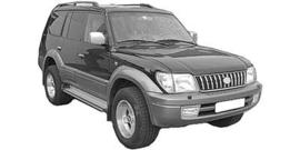 Toyota Landcruiser J9 1996-2002