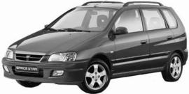 Mitsubishi Space Star 1999-2002