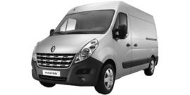 Renault Master vanaf 2010+