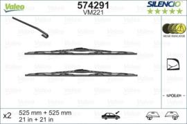 Ruitenwisserset Audi A4