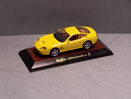 Modelauto Ferrari 550 Maranello