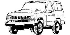 Nissan Patrol 1980-1989