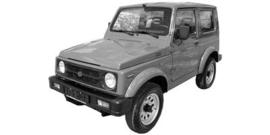 Suzuki SJ410, SJ413, Samurai
