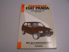 Vraagbaak Fiat Panda Benzine 1986-1988