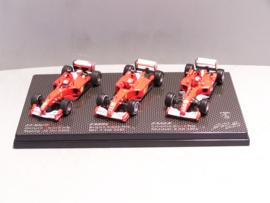 Modelauto Ferrari F 1 Set