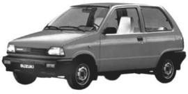 Suzuki Alto 1985-1994