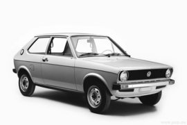Audi 50 1975-1981