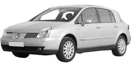Renault Vel Satis 2002-2009
