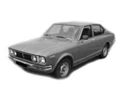 Toyota Carina 1970 tot 1977